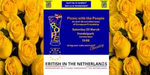 Picnic with the People - An Afternoon of European Friendship