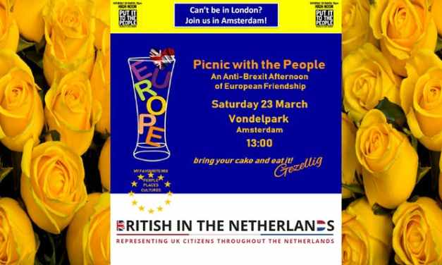 Picnic with the People – An Afternoon of European Friendship