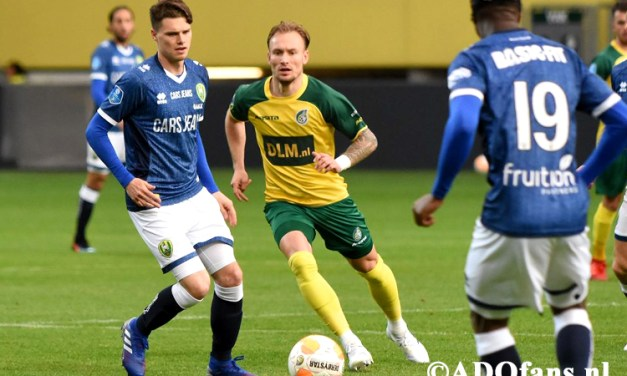 ADO Miss Out on Europa League Play-Offs by Just Three Goals