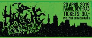 The Hague Metal Fest @ Paard
