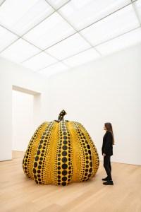 Yayoi Kusama @ Museum Voorlinden @ Museum Voorlinden