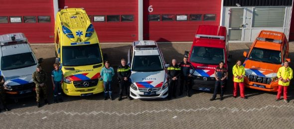 Design Changes for Emergency Vehicles Improves Visibility