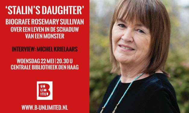 Canadian Biographer Rosemary Sullivan on 'Stalin's Daughter'