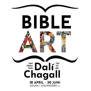 Dalí and Chagall in Bible Art Exhibition