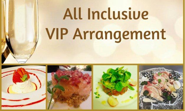 Special Readers Offer: VIP Arrangement – Haagse Wereld Hapjes