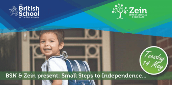 BSN & Zein presents: Small Steps to Independence