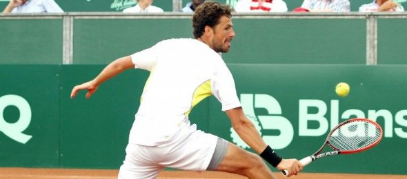 Robin Haase Loses First Round in Hamburg