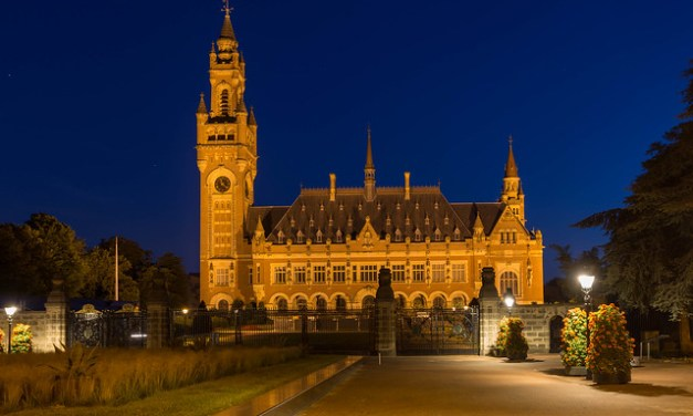 Peace Palace Doors to Open for the Public