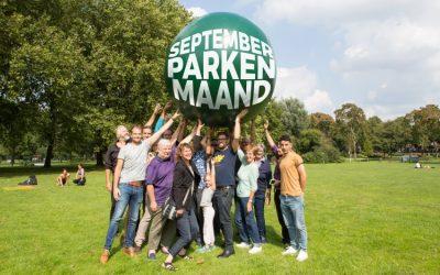 Rotterdam Park Month 2019