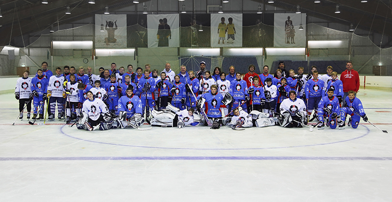 'Leiden Lions' Ice Hockey Team on the Prowl for New Members