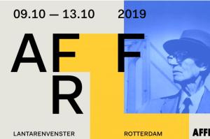 Architecture Film Festival Rotterdam 2019