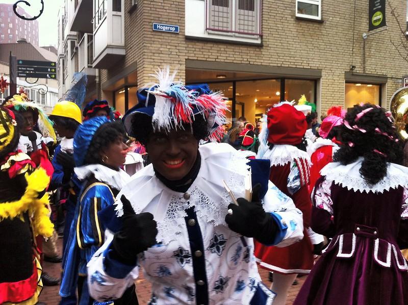 Zwarte Piet Argument Rears its Head Again with Violent Outbursts