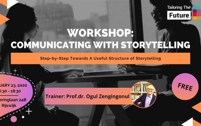 Workshop: Communicating With Storytelling