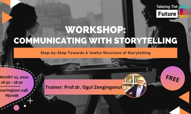 Workshop: Communicating With Storytelling