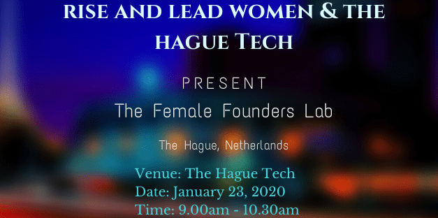 Rise and Lead: Female Founders Lab