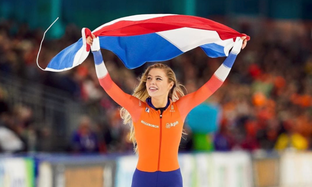 Jutta Leerdam Wins Gold in Euro Speedskating