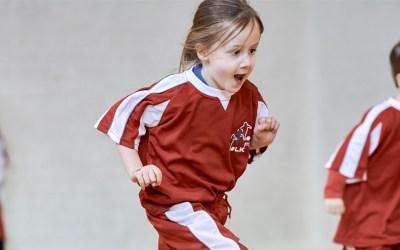 Little Kickers Kick-Off!
