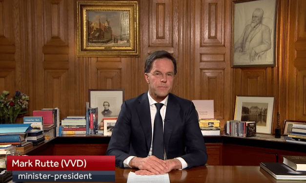 Prime Minister Mark Rutte's Speech in Full (7pm, 16 March)