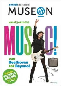 MUSIC! - from Beethoven to Beyoncé @ Museon