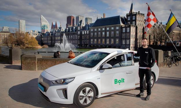 Uber competitor Bolt now also active in The Hague