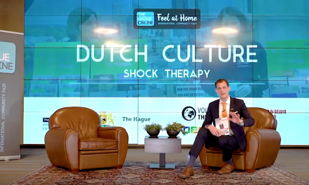 Review: FEEL AT HOME FAIR 2021 – Enjoying Life in The Hague; 'Dutch Culture Shock Therapy' by Greg Shapiro