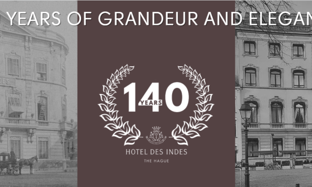 Hotel Des Indes Celebrates 140 Year Anniversary with Special Jubilee Offer