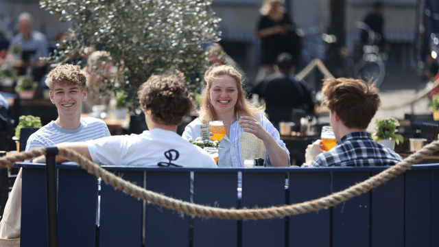 Summer is around the corner: The Hague hopes for many tourists