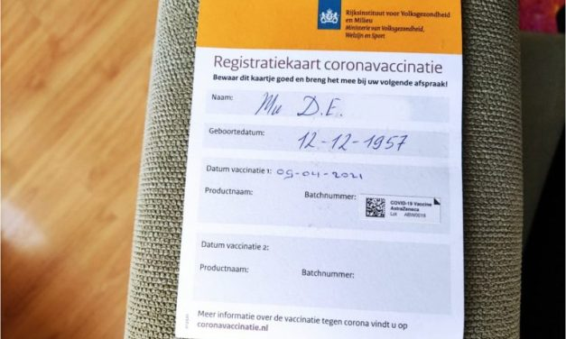 Some 1.8 million vaccinations are not yet on the official register: AD