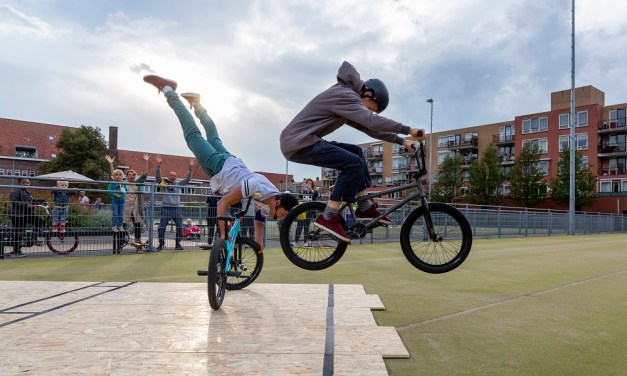 Wheelie Championships The Hague: Summer Cycling Event to End the Holiday