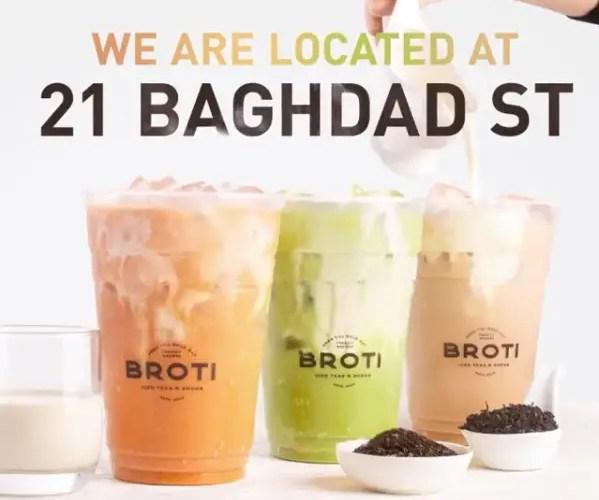 Broti opens flagship store