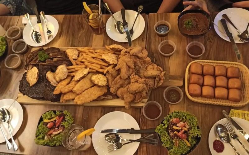 Titan Feast Platters