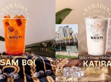 Broti Ramadan drinks