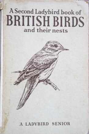 The Second Ladybird Book of British Birds