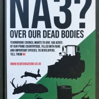 NA3? Over our dead bodies