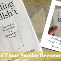 The Hall of Einar Sunday Recommendation #29