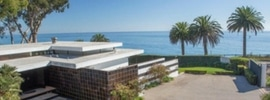 Incredible Location! Waterfront View of Butterfly Beach from Mid-Century Modern Marvel