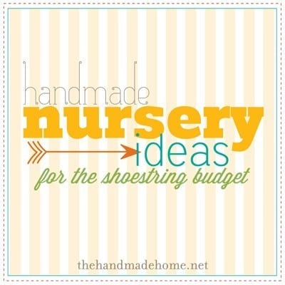 handmade nursery ideas : a diy lampshade