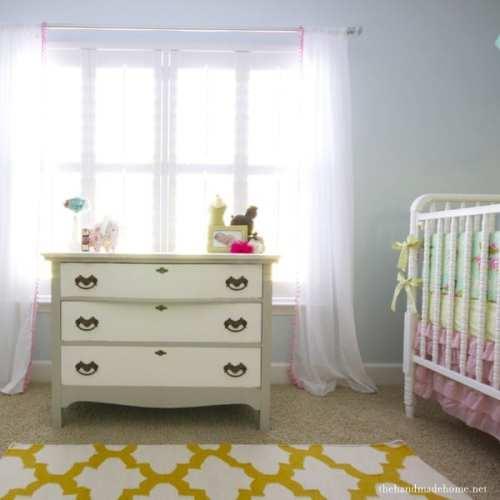 scarlett's nursery tour {nursery inspiration}