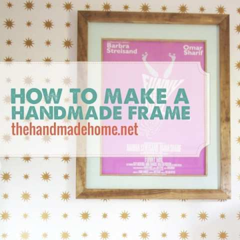 how_to_make_a_handmade_frame