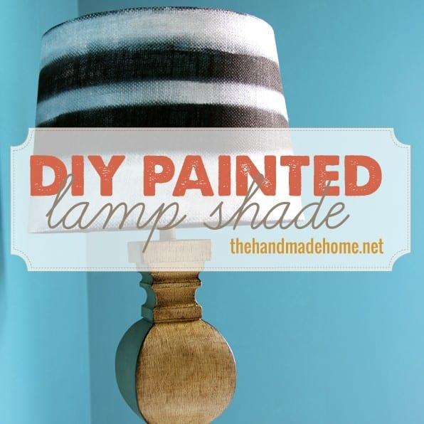 diy_painted_lampshade
