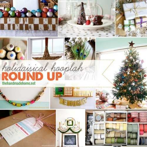 holidaisical hooplah round up