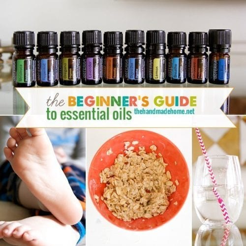 the beginner's guide to essential oils