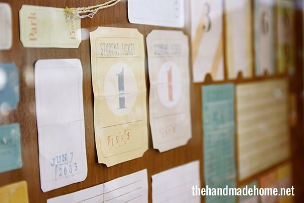 vintage_tickets_display_idea
