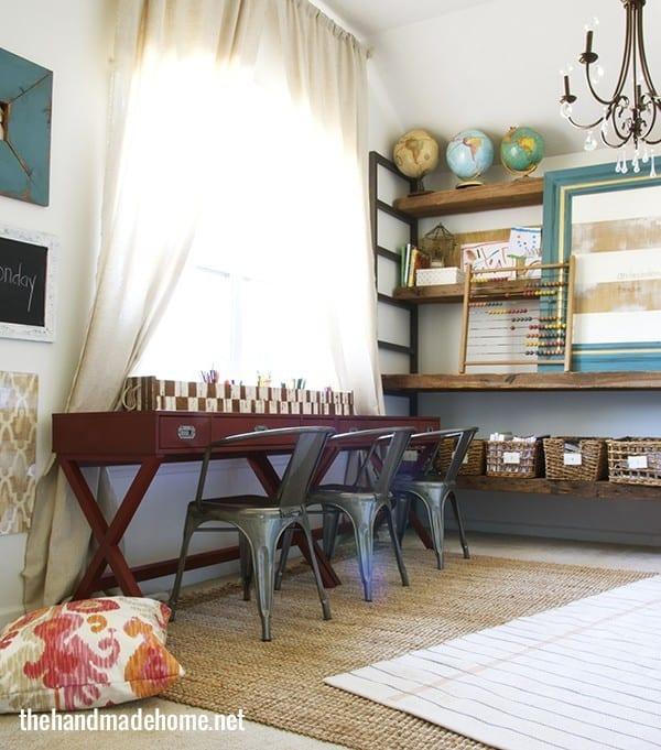 home_school_room_ideas