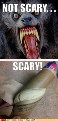 not scary