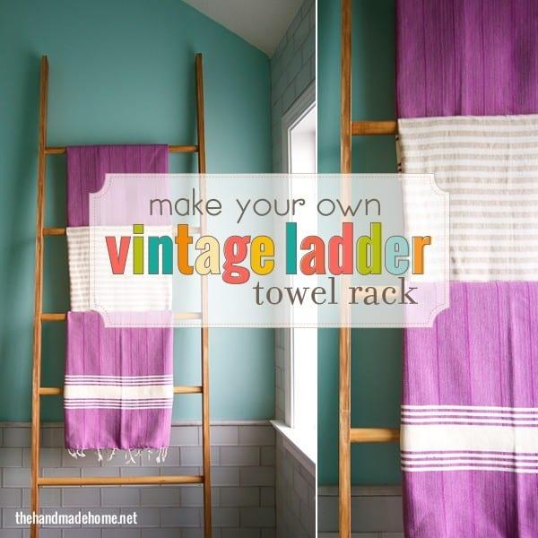 vintage_ladder_towel_rack