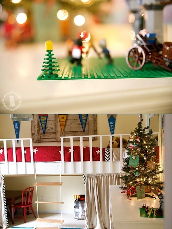easy christmas decor