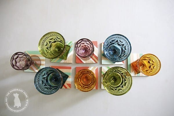 hand_painted_coasters_wooden