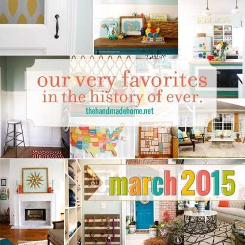 our very favorites in the history of ever {March 2015}