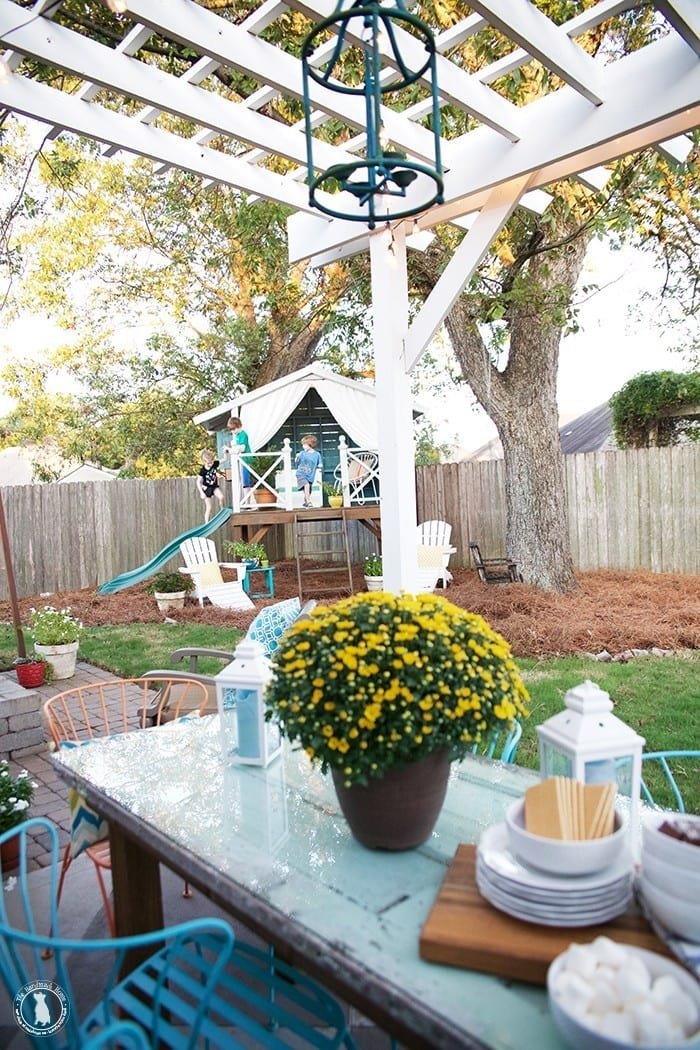 backyard_s'mores